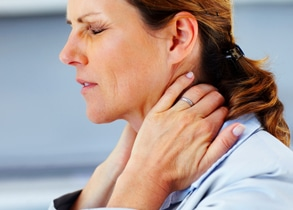 Neck Pain Chiropractic Care